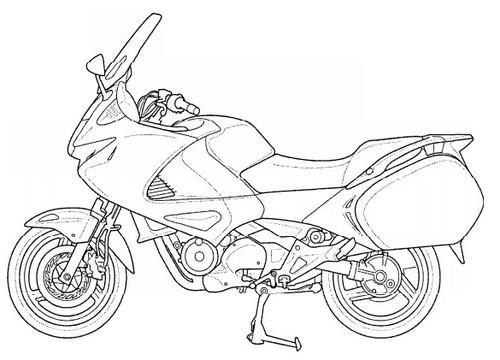 Honda Nt700v 2005 Service Repair Manual