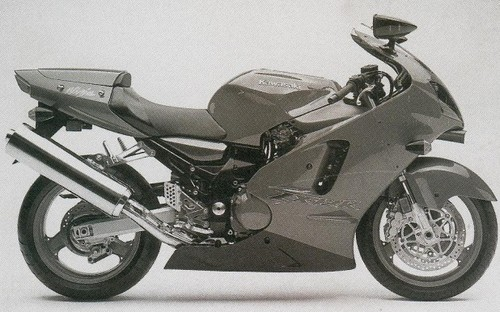 Kawasaki Motorcycle 2000 Ninja Zx12r Service Manual border=