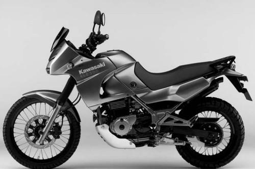 Kawasaki Motorcycle Kle500 2004 Service Manual Download border=