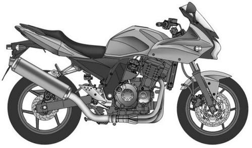 Kawasaki Motorcycle Z750s 2005 Service Manual Download border=