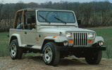 Thumbnail Jeep Wrangler TJ 1998 Factory Maintenance Service Manual