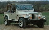 Thumbnail Jeep Wrangler TJ 1998 Factory Maintenance Service Manual