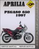 Thumbnail 1997 Aprilia Pegaso 650 Factory Service Repair Manual