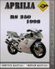 Thumbnail 1998 Aprilia RS250 RS 250 Factory Service Repair Manual