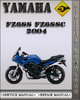 Thumbnail 2004 Yamaha FZ6SS FZ6SSC Factory Service Repair Manual