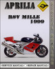 Thumbnail 1999 Aprilia RSV Mille Factory Service Repair Manual