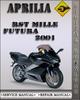 Thumbnail 2001 Aprilia RST Mille Futura Factory Service Repair Manual