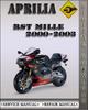 Thumbnail 2000-2003 Aprilia RST Mille Factory Service Repair Manual 2001 2002