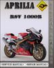 Thumbnail 2003 Aprilia RSV 1000R Factory Service Repair Manual