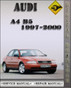 Thumbnail 1997-2000 Audi A4 B5 Factory Service Repair Manual 1998 1999