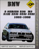 Thumbnail 1992-1998 BMW 3 Series E36 M3 318i 323i 325i 328i Factory Service Repair Manual 1993 1994 1995 1996 1997