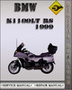 Thumbnail 1999 BMW K1100LT RS Factory Service Repair Manual