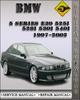Thumbnail 1997-2002 BMW 5 series E39 525i 528i 530i 540i Factory Service Repair Manual 1998 1999 2000 2001