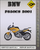 Thumbnail 2001 BMW F650CS Factory Service Repair Manual