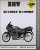 Thumbnail BMW K1100LT K1100RS 1999 Factory Service Repair Manual