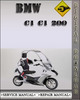 Thumbnail BMW C1 C1 200 Factory Service Repair Manual
