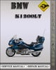 Thumbnail 1999 BMW K1200LT Factory Service Repair Manual