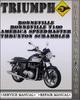 Thumbnail 2006-2007 Triumph Bonneville Bonneville T100 America Speedmaster Thruxton Scrambler Factory Service Repair Manual