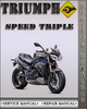 Thumbnail 2005 Triumph Speed Triple Factory Service Repair Manual