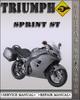 Thumbnail Triumph Sprint ST Factory Service Repair Manual