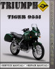 Thumbnail 2001 Triumph Tiger 955i Factory Service Repair Manual