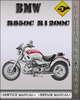 Thumbnail BMW R850C R1200C Factory Service Repair Manual