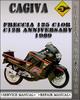 Thumbnail 1989 Cagiva Freccia 125 C10R C12R Anniversary Factory Service Repair Manual