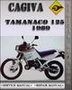 Thumbnail 1989 Cagiva Tamanaco 125 Factory Service Repair Manual
