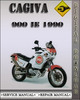 Thumbnail 1990 Cagiva 900IE Factory Service Repair Manual