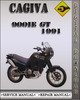 Thumbnail 1991 Cagiva 900IE GT Factory Service Repair Manual
