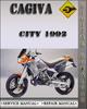 Thumbnail 1992 Cagiva City Factory Service Repair Manual