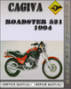 Thumbnail 1994 Cagiva Roadster 521 Factory Service Repair Manual