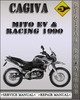 Thumbnail 1995 Cagiva Mito EV & RACING Factory Service Repair Manual