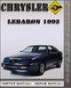 Thumbnail 1992 Chrysler Lebaron Factory Service Repair Manual
