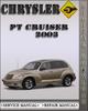 Thumbnail 2003 Chrysler PT Cruiser Factory Service Repair Manual