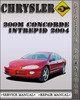 Thumbnail 2004 Chrysler 300M Concorde Intrepid Factory Service Repair Manual
