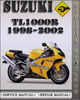 Thumbnail 1998-2002 Suzuki TL1000R Factory Service Repair Manual 1999 2000 2001