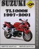 Thumbnail 1997-2001 Suzuki TL1000S Factory Service Repair Manual 1998 1999 2000