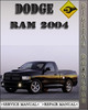 Thumbnail 2004 Dodge Ram Factory Service Repair Manual