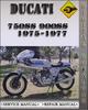 Thumbnail 1975-1977 Ducati 750SS 900SS Factory Service Repair Manual 1976