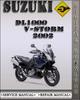 Thumbnail 2002 Suzuki DL1000 V-Storm Factory Service Repair Manual