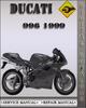 Thumbnail 1999 Ducati 996 Factory Service Repair Manual