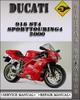 Thumbnail 2000 Ducati 916 ST4 SportTouring4 Factory Service Repair Manual
