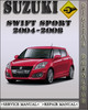 Thumbnail 2004-2008 Suzuki Swift Sport Factory Service Repair Manual 2005 2006 2007