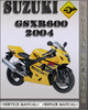Thumbnail 2004 Suzuki GSXR600 Factory Service Repair Manual