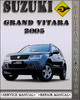 Thumbnail 2005 Suzuki Grand Vitara Factory Service Repair Manual