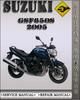 Thumbnail 2005 Suzuki GSF650S Factory Service Repair Manual