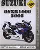 Thumbnail 2005 Suzuki GSXR1000 Factory Service Repair Manual