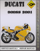 Thumbnail 2001 Ducati 900SS Factory Service Repair Manual