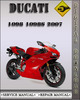 Thumbnail 2007 Ducati 1098 1098S Factory Service Repair Manual